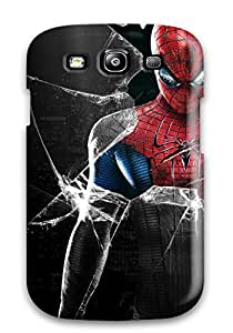 New FPPgwoL1112wXxTy The Amazing Spider-man 17 Skin Case Cover Shatterproof Case For Galaxy S3