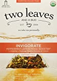 TWO LEAVES AND A BUD Organic Invigorate Tea 15 Bag, 0.02 Pound For Sale