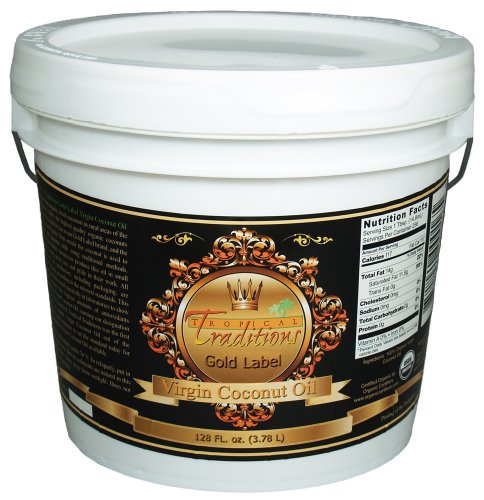 Tropical Traditions Organic Virgin Coconut product image