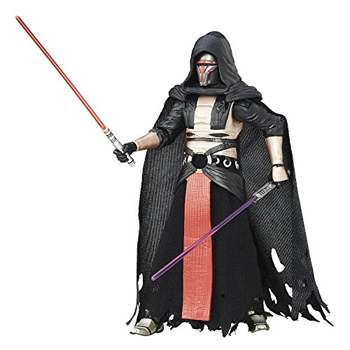 Star Wars The Black Series Darth Revan (Star Wars The Old Republic Bounty Hunter Armor)