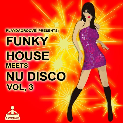 Funky house meets nu disco vol 3 by various artists on for Funky house songs