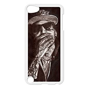 Popular And Durable Designed TPU Case with kid ink pen iPod Touch 5 Case White