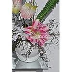 Botanical-Pink-Amaryllis-Anthurium-Exotic-Floral-Arrangement