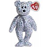 Ty Beanie Babies - Beginning the Irridescent Star Studded Teddy Bear