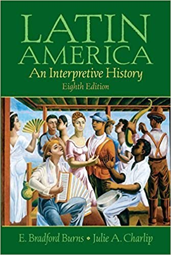 9780131930438: latin america: an interpretive history, 8th edition.