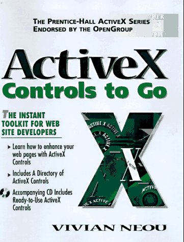 Activex Controls to Go (Prentice Hall Ptr Activex Series) by Prentice Hall Ptr