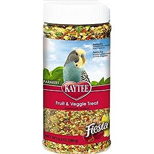 Kaytee Parakeet Gourmet Fruit/Vegetable 9.5oz 54