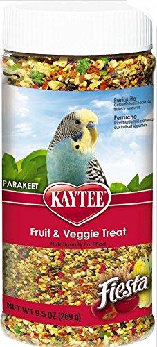 Kaytee Parakeet Gourmet Fruit/Vegetable 9.5oz