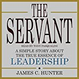 Bargain Audio Book - The Servant