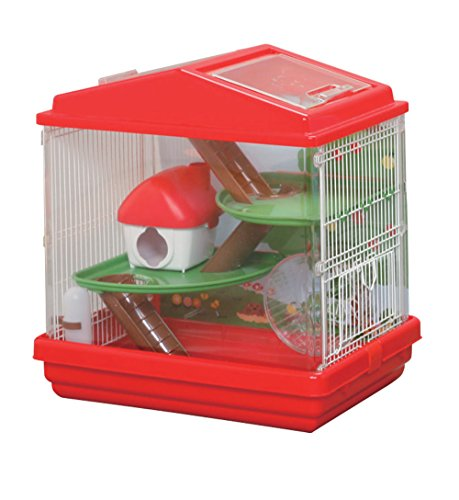 Hamster Playhouse Cage HCK 412 Gerbil