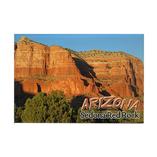 CafePress Arizona Sedona Red Rock Rectangle Magnet, 2