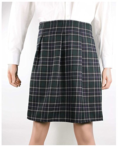 Golf Scottish Costume (Men's Irish Scottish Kilt Costume (Standard (30-38 in. waist), Black)