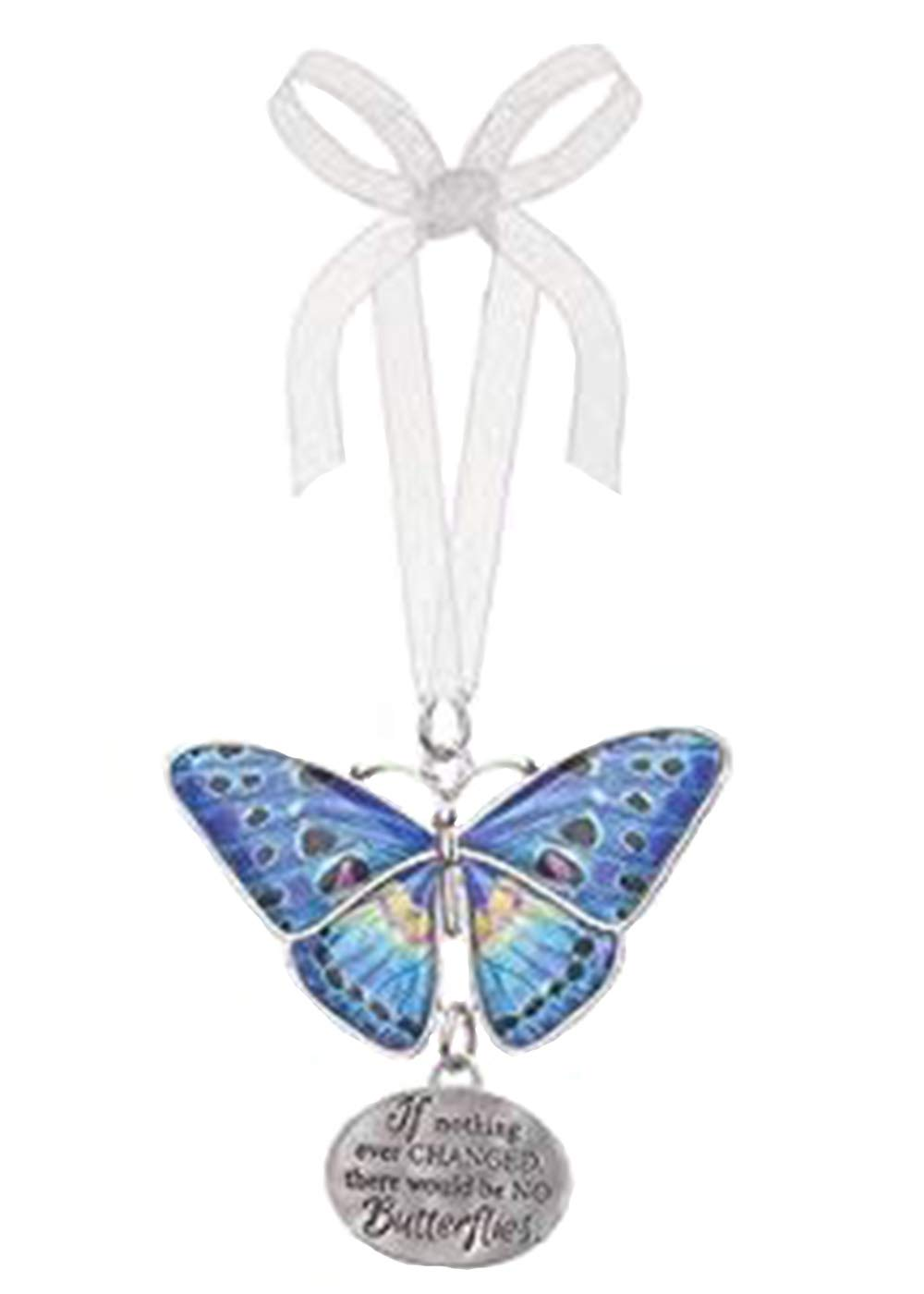 Ganz Home Decor Christmas//Spring Blissful Journey Butterfly Ornament If Nothing Ever Changed.NO Butterflies EA13555