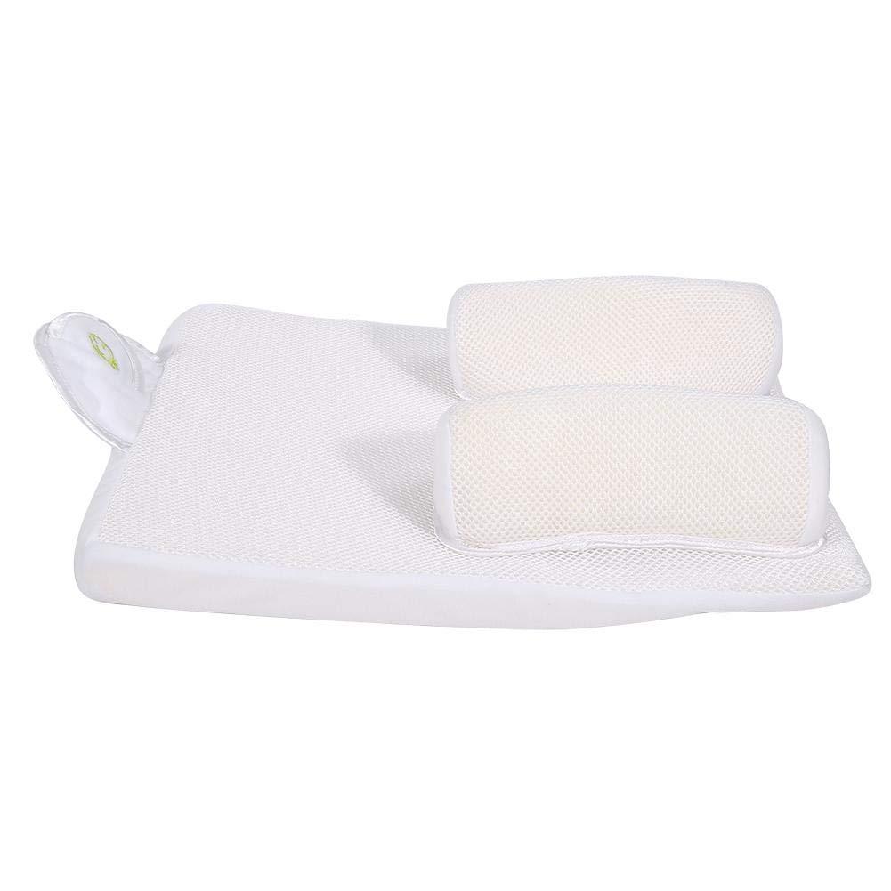 Almohada antivuelco de apoyo seguro para beb/és coj/ín de cabeza plana para beb/és Prevenir productos de seguridad para cunas
