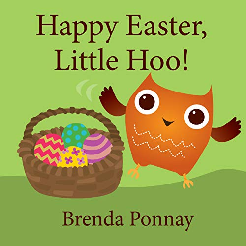 Happy Easter, Little Hoo! (English Edition)