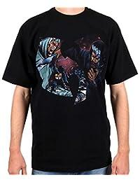 Wu-Wear Wu GZA Liquid Swords Tee Black T Shirt T-Shirt Wu-Tang Clan Wu Wear
