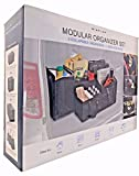 Winplus Modular Organizer Set 3 Collapsible Organizers + 3 Insulated Bags