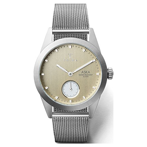 Triwa Birch Aska Watch | Stainless Steel