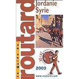JORDANIE SYRIE YÉMEN 2003