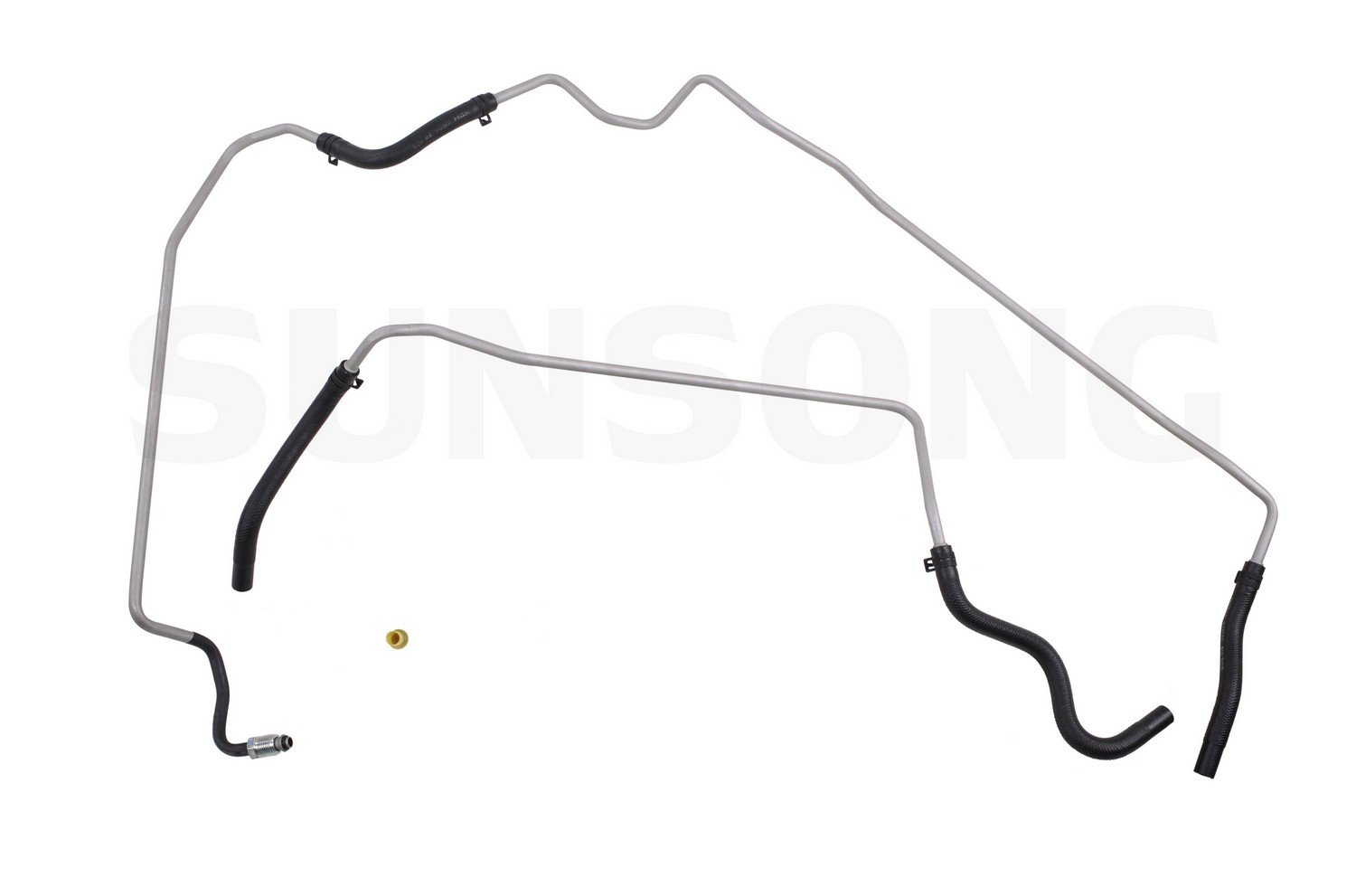 Sunsong 3402998 Power Steering Return Hose Assembly ( Toyota)
