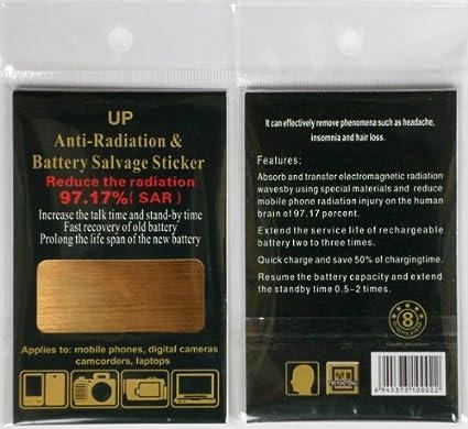 Kit Anti Radiación para móviles y tabletas
