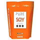 Bodybuilding Warehouse Pure Soy Protein Isolate Powder 1 kg by Bodybuilding Warehouse