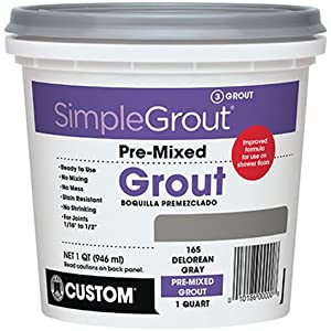White Grout Simple Premium