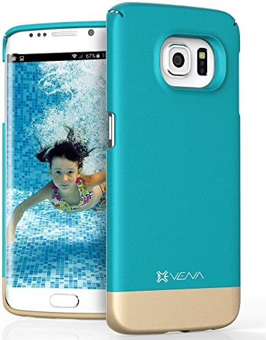 Samsung Galaxy Edge Case Rubber Coated product image