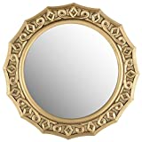 Safavieh Home Collection Gossamer Lace Mirror, Gold