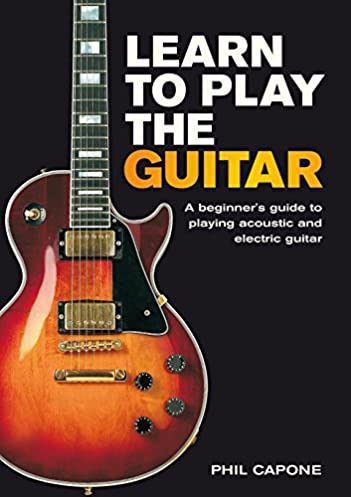 learn to play the guitar a beginner s guide to playing accoustic rh amazon co uk Guitar Chords for Beginners beginners guide to playing the acoustic guitar