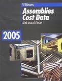 2005 Assemblies Cost Data, , 0876297521