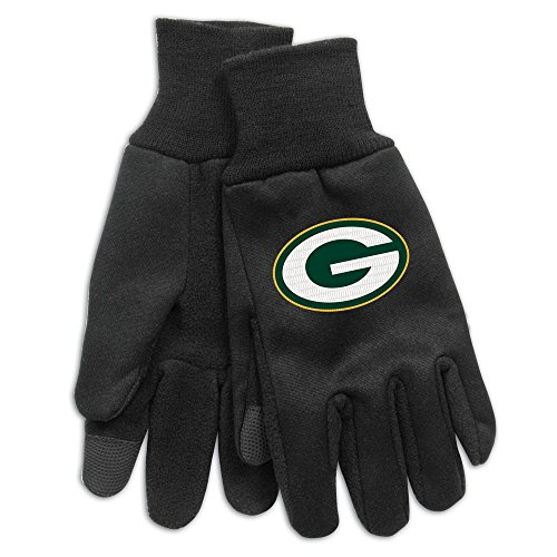NFL Green Bay Packers Technology Touch Gloves