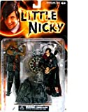 Little Nicky Little Nicky with Cassius and Dartboard Action Figure