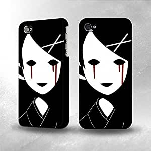 Apple iPhone 4 / 4S Case - The Best 3D Full Wrap iPhone Case - Sayonara Zetsubou Sensei