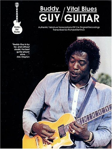 Download Buddy Guy - Vital Blues Guitar pdf epub