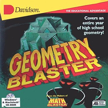 Price comparison product image Geometry Blaster (Jewel Case)