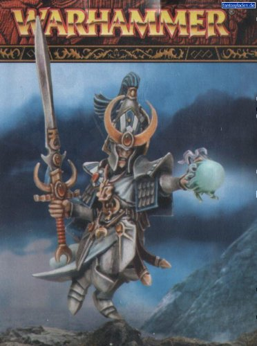 High Elf Loremaster of Hoeth by Games Workshop