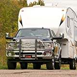 CURT 16150 Universal Fifth Wheel Rails & Mounting