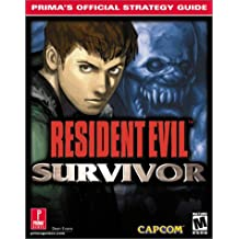 Resident Evil: Survivor: Prima's Official Strategy Guide