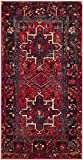 Safavieh Vintage Hamadan Collection VTH211A Antiqued Oriental Red and Multi Area Rug (2'7″ x 5′) Review