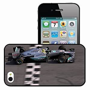 Personalized iPhone 4 4S Cell phone Case/Cover Skin 40517 Black