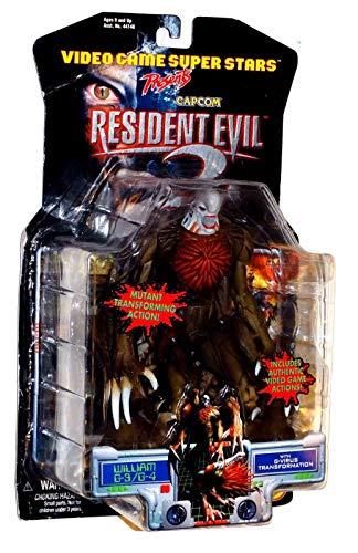 (Resident Evil 2 William G-3/G-4 Action Figure MOC/Sealed 1998 Toy Biz/Capcom)