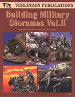 Building military dioramas vol 1 francois verlinden building military dioramas vol ii fandeluxe Images