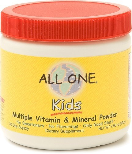 Nutritech, Kids, Multiple Vitamin & Mineral Powder, 7.95 oz (225 g) by All One