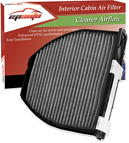 EPAuto CP005 (CUK29005) Mercedes Benz Premium Cabin Air Filter includes Activated Carbon