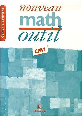 Lire en ligne Math CM1 cycle 3 Deuxième année : Cahier d'activités pdf, epub