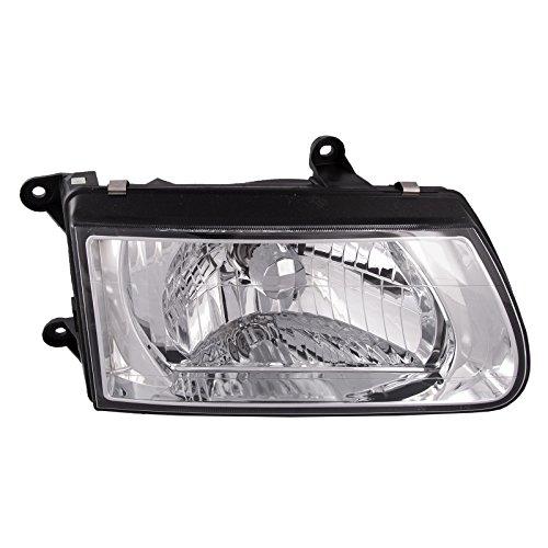 HEADLIGHTSDEPOT Compatible with Honda Passport/Rodeo Headlight Oe Style Headlamp Right Passenger Side