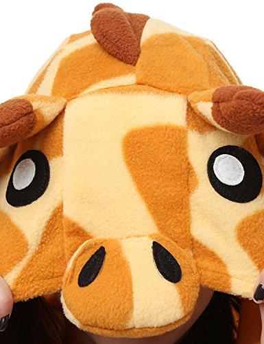 Cosplay Pigiama Costume Giraffa Halloween Attrezzatura Abyed® Anime Kigurumi gfw4x