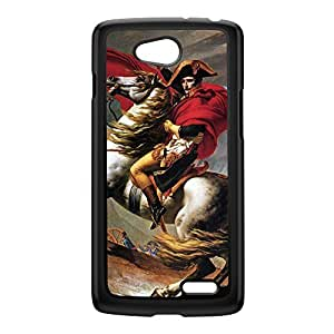 Hieronymus Bosch by Jacques-Louis David Black Hard Plastic Case for LG L90 by Painting Masterpieces + FREE Crystal Clear Screen Protector