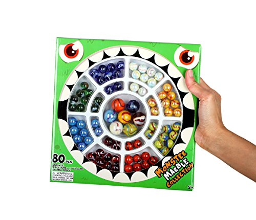 MegaFun USA Monster Marble Collection